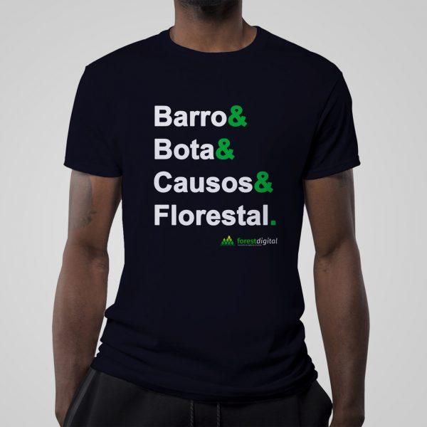 camiseta forest copiar